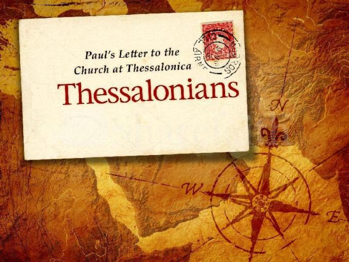 12. 1 and 2 Thessalonians | Jehovah Sabaoth